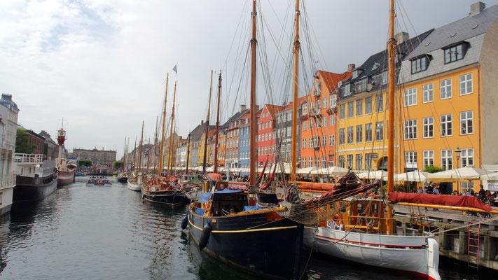Nicht nur vom Herzen Kopenhagens sind wir fasziniert