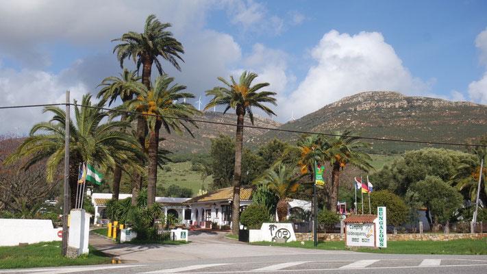 Neues Ziel, (er)neutes Regen- und Sturmszenario in Tarifa,  Andalusien