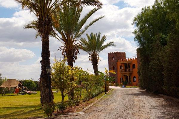 Das unvergessliche Anwesen des deutsch/marrokanischen Ehepaares