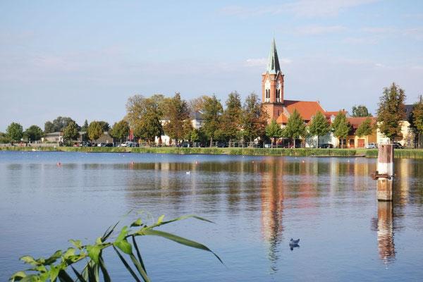 Das Inselstädtchen Werder