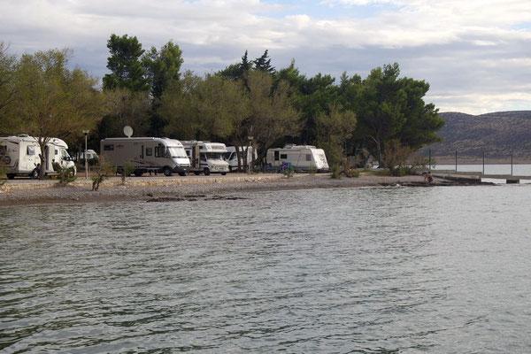 Unser Heim direkt am Meer von Starigrad