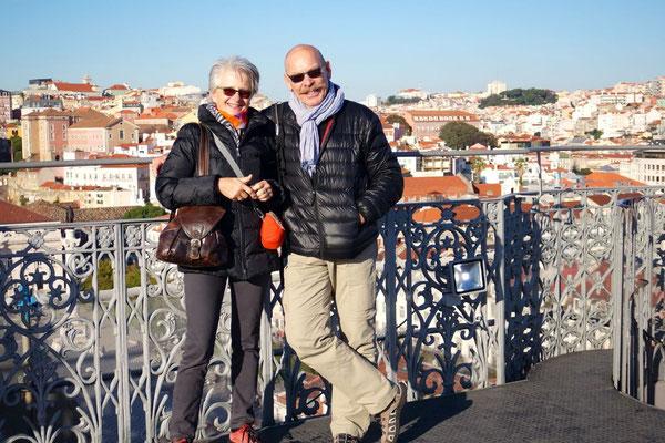 Lissabon, wir sehen uns wieder!