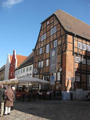 Legendäres Brauhaus am Lohberg zu Wismar