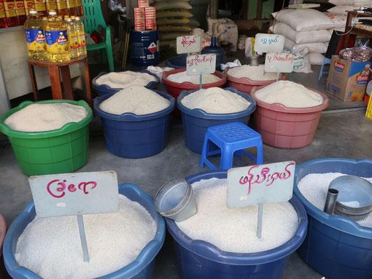 Reis, Reis und nochmals Reis
