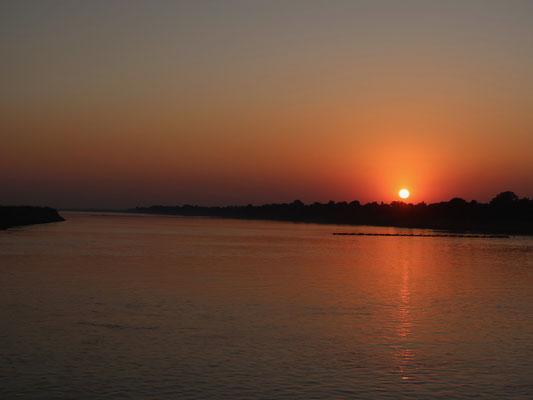 Gute Nacht Irrawaddy
