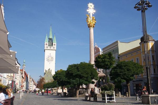 Im Herzen von Straubing
