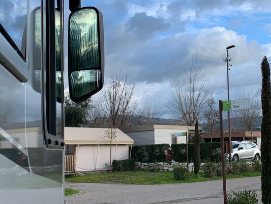 Daheim an der Via Siena