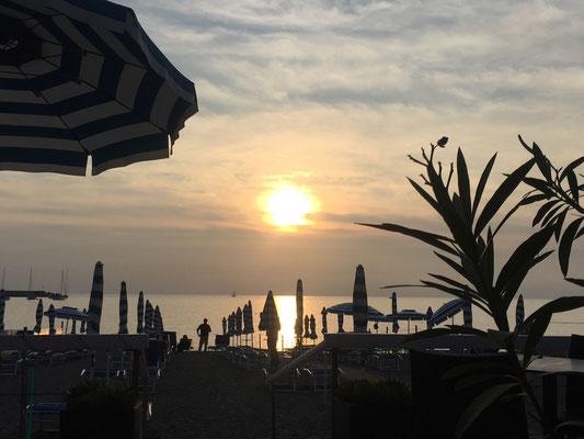 ......und an der Strecke nach Livorno - zur Fähre nach Sardinien...........