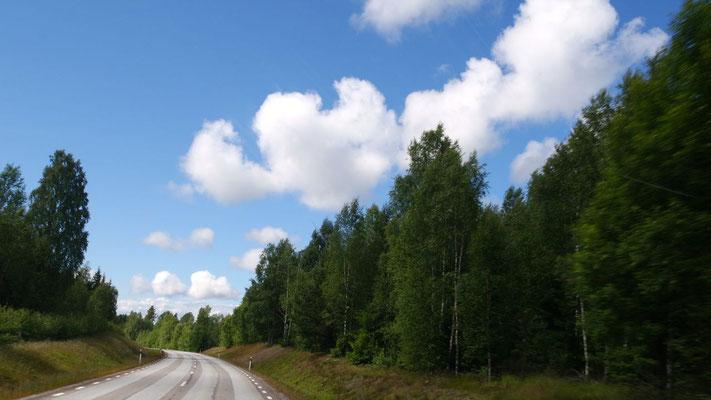 Kanada ist auch in Schweden - es fehlen nur die Bären und die Elche haben sich bisher versteckt