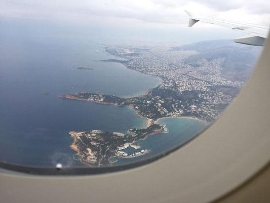 ..... wieder zurück nach Griechenland