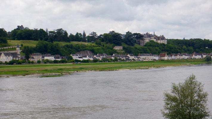 Im beschaulichen Loire Tal