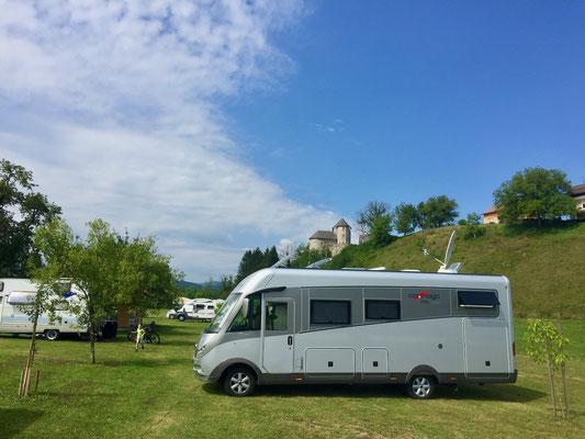 In Vinica an der Kolpa - der Grenzort zu Kroatien zum Verweilen