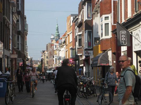 Auf Entdeckungsmarsch in Groningen