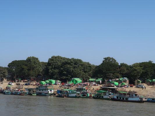 Das Leben am Irrawaddy