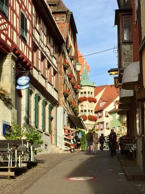In Meersburg am schönen Bodensee