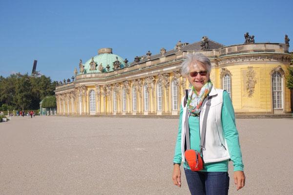 Versailles diente als Vorbild
