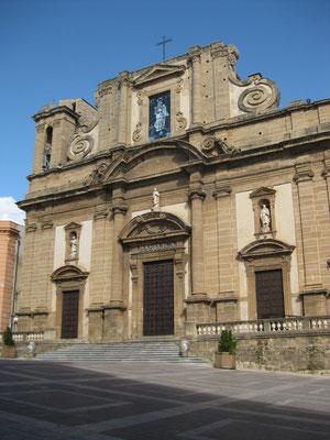 Die Basilica von Sciacca