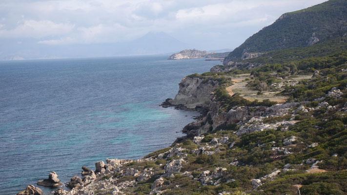 Am Golf von Korinth