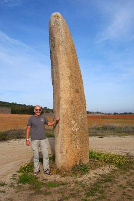 Auf den Spuren der Megalith-Kultur, die besonders im Alentejo zu finden ist
