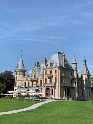 Nicht zu verpassen das Schloss Schadau in Thun