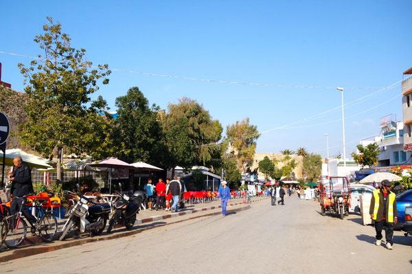 Die Grand Rue von Asilah