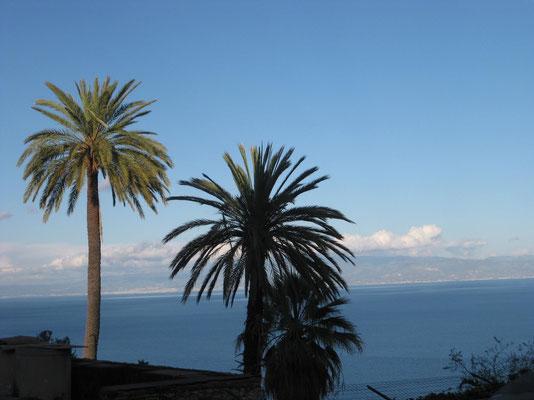 Südseestimmung auf Sizilien