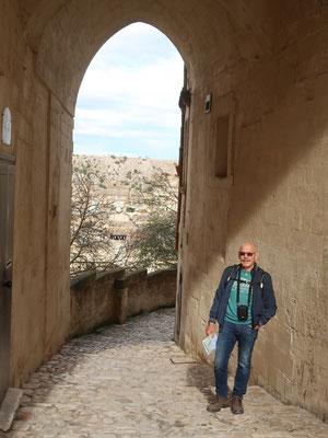 Auf Erkundungstour im Herzen der Altstadt Materas