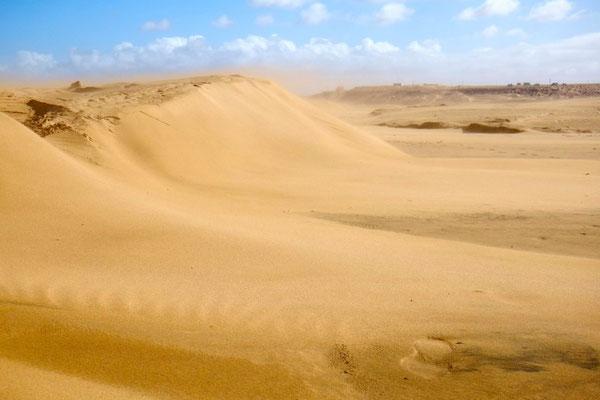 Sandsturm am Ende der Welt