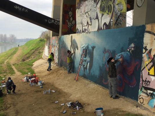 Graffity-Kunst