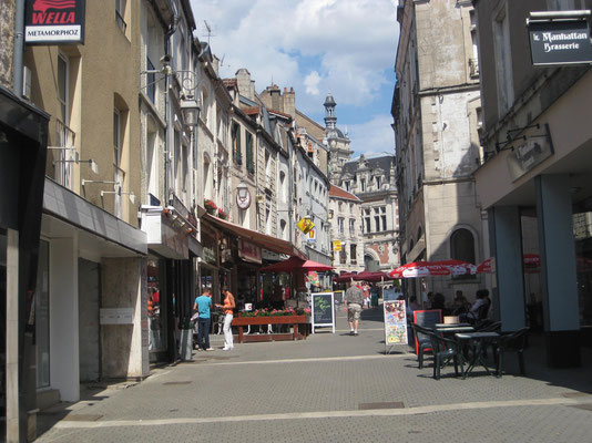In Chaumont
