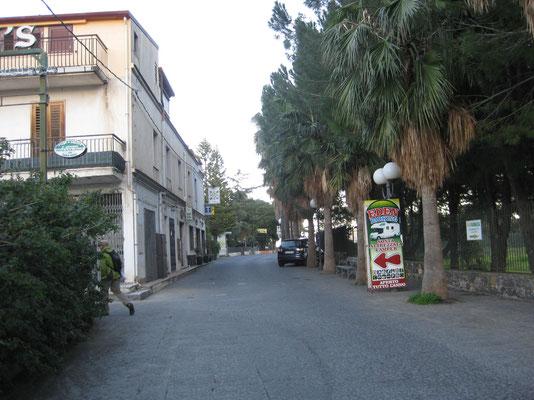 Hier gehts zum Eden Camping in Giardini-Naxos