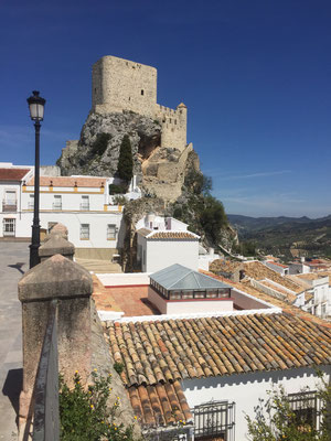 Ausblick vom Top of Olvera
