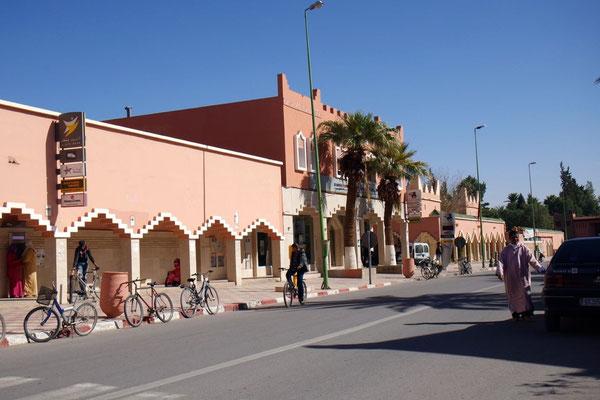 Tata die Oasenstadt ist überwiegend von Berbern bewohnt