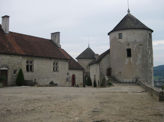 Das Chateau Belvoir