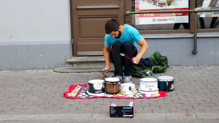 Kreativer Musikus
