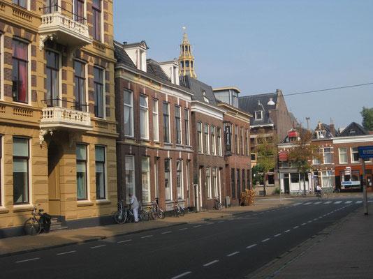 Unterwegs in Groningen