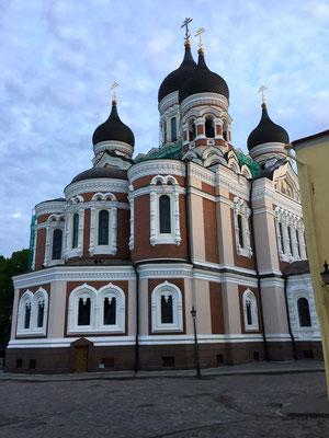Kunstreiche Alexander Newski Kathedrale