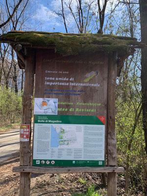 Lohnenswerter Besuch im Naturschutzgebiet