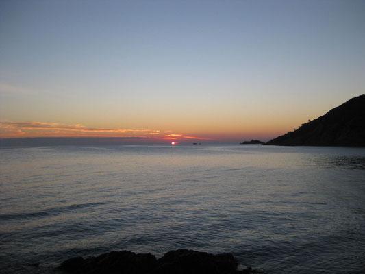 Morgenstimmung in der Bucht von Ramatuelle