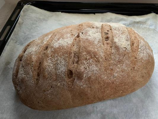 Jetzt braucht es mal wieder ein chüstiges Rita-Brot!