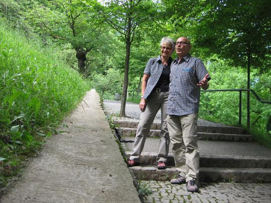 Barni's Referat am Schlossberg!