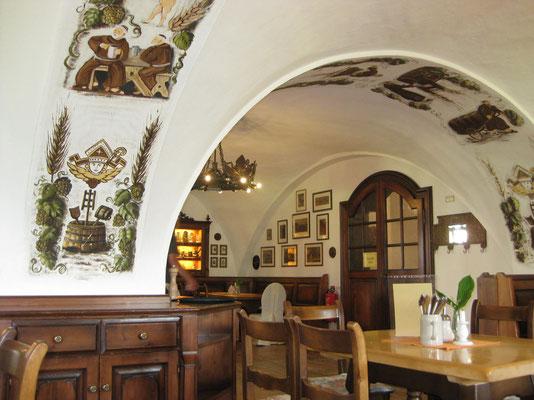des schönsten Kloster-Gasthofes von Bayern (heisst es!)