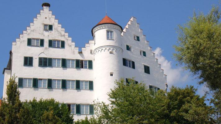 Schloss Aulendorf - Wartezeit gleich Kulturprogramm!