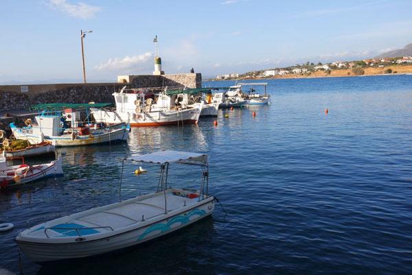 Am Hafen von Elea