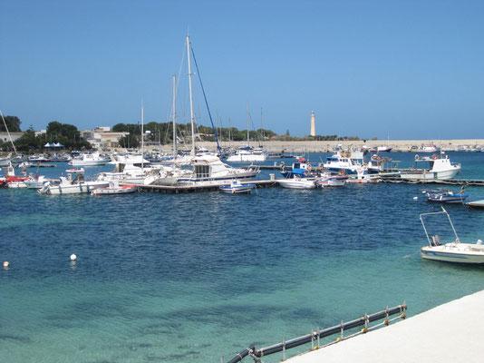 Hafenstimmung in San Vito Lo Capo