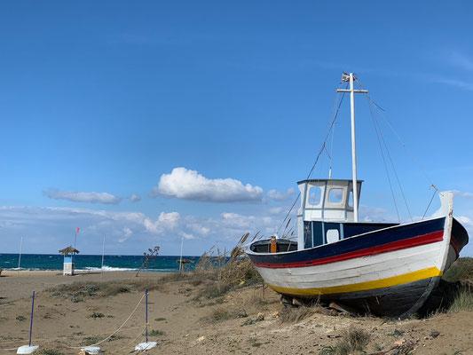 Strandidylle bei Malia