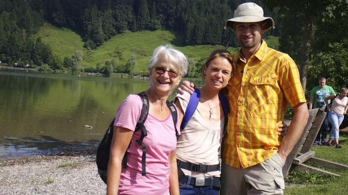 Wanderspass zur Siedel Alpe