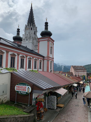 Mariazell - die Wallfahrtstation à la Einsiedeln