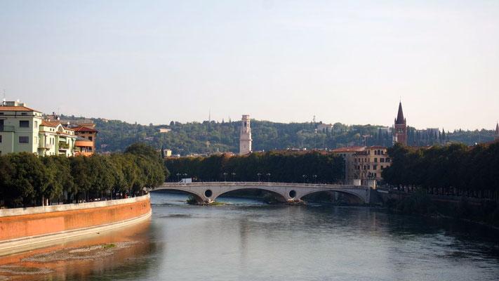 Stadtbummel in Verona