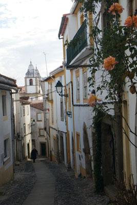 In Gassen von Castelo de Vide